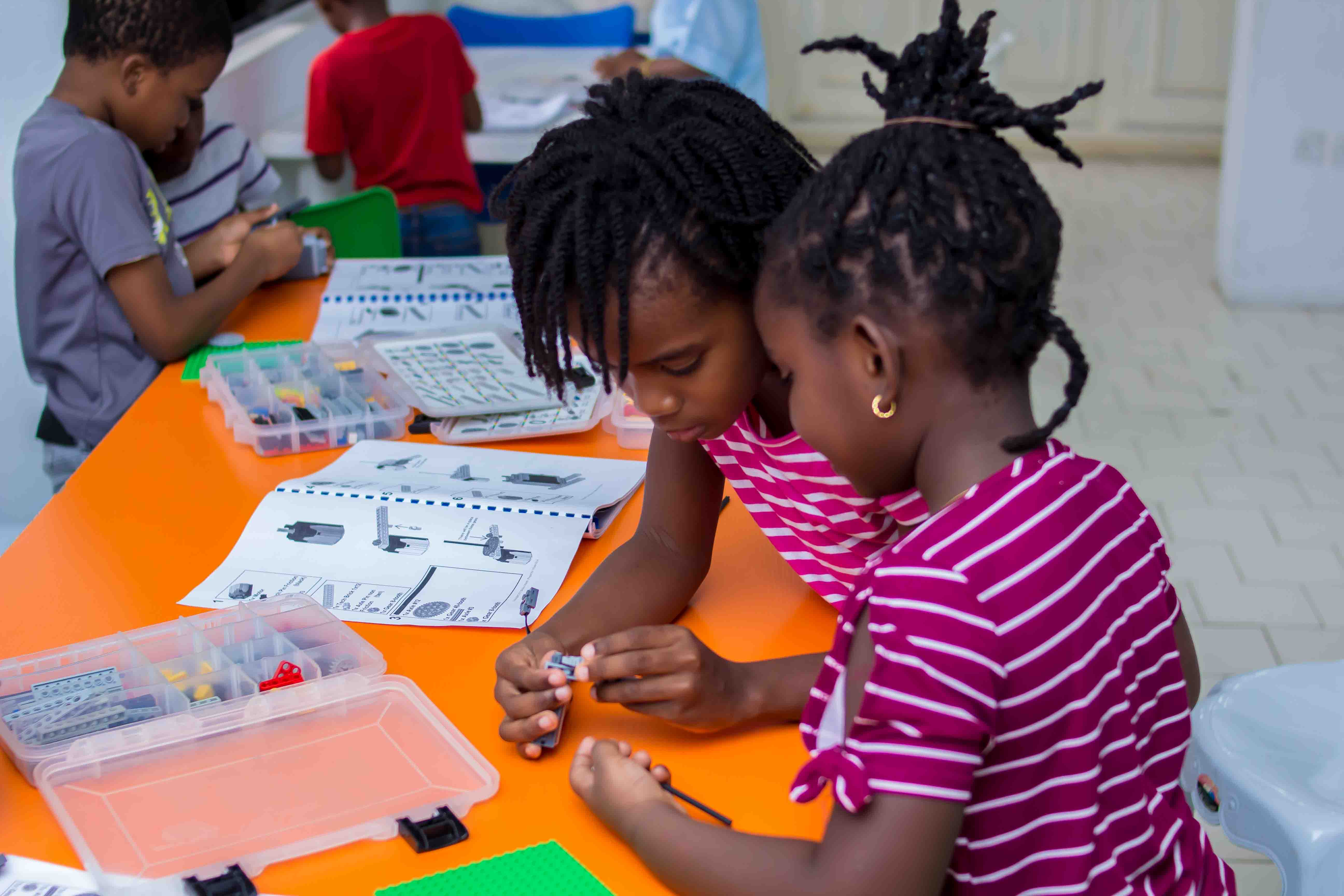 STEM Summer Camp